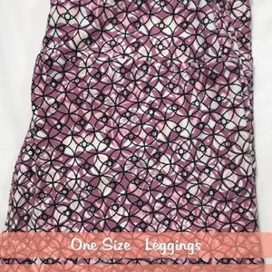 LuLaRoe One Size OS Leggings